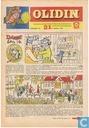 Bandes dessinées - Olidin (tijdschrift) - Olidin 21