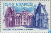Postage Stamps - France [FRA] - Castle of Maisons-Laffitte