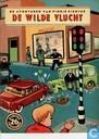 Comic Books - Pinkie Pienter - De wilde vlucht
