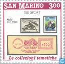Postage Stamps - San Marino - Promoting philately