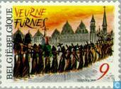 Postage Stamps - Belgium [BEL] - Folklore - Veurne