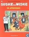 Strips - Suske en Wiske - De apekermis