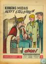 Bandes dessinées - Ohee (tijdschrift) - Koning midas heeft ezelsoren