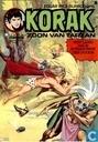 Bandes dessinées - Korak - Het land van de schaduwen des doods