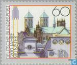 Postage Stamps - Germany, Federal Republic [DEU] - Munster 793-1993