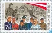 Postzegels - Oostenrijk [AUT] - Arbeid
