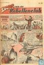 Bandes dessinées - Sjors van de Rebellenclub (tijdschrift) - 1956 nummer  36