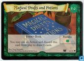 Cartes à collectionner - Harry Potter 3) Diagon Alley - Magical Drafts and Potions