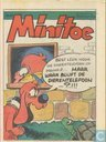Strips - Minitoe  (tijdschrift) - 1986 nummer  25