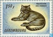 Timbres-poste - Luxembourg - Animal