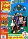 Strips - Baxter - Suske en Wiske weekblad 45