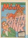 Bandes dessinées - Minitoe  (tijdschrift) - 1986 nummer  26