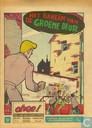 Strips - Jan Knap - Het geheim van de groene deur