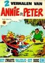 Bandes dessinées - Anne et Peter - 2 verhalen van Annie en Peter 2