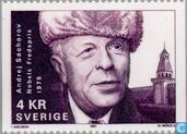 Postage Stamps - Sweden [SWE] - Nobel Prize Winners