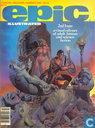 Comic Books - Epic Illustrated (tijdschrift) (Engels) - Nummer 2