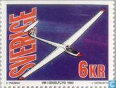 Postzegels - Zweden [SWE] - Wereldkampioenschappen