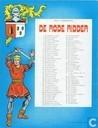 Comics - Rote Ritter, Der [Vandersteen] - De galeislaaf