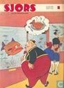 Bandes dessinées - Sjors van de Rebellenclub (tijdschrift) - 1968 nummer  26