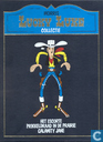 Comic Books - Lucky Luke - Het escorte + Prikkeldraad in de prairie + Calamity Jane