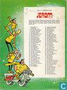Strips - Jerom - De vreselijke bergreus