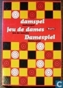 Board games - Dams - Damspel Molenspel