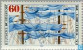 Postage Stamps - Germany, Federal Republic [DEU] - Gorch Fock
