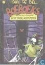 Comic Books - Boeboeks - Het web van de suikerspin - Acht ogen, acht poten