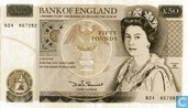 United Kingdom 50 Pounds