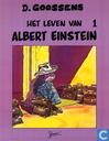 Comics - Albert Einstein - Het leven van Albert Einstein