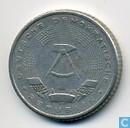 Monnaies - RDA - RDA 50 pfennig 1958