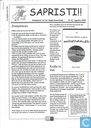 Bandes dessinées - Sapristi!! (tijdschrift) - Nr 13, augustus 2000