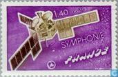 Postage Stamps - France [FRA] - Satellite