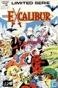 Comics - Excalibur [Marvel] - Excalibur