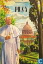 Strips - Mooie verhalen en mooie levens - Pius X
