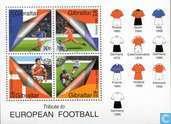 Briefmarken - Gibraltar - Championship Soccer