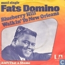 "Vinyl records and CDs - Domino, Antoine ""Fats"" - Blueberry Hill"