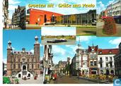 Ansichtkaarten - Venlo - Multikaart