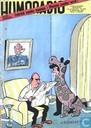 Bandes dessinées - Humoradio (tijdschrift) - Nummer  805