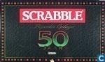 Board games - Scrabble - Scrabble 50 jaar Jubileum Editie