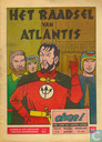 Comic Books - Blake and Mortimer - Het raadsel van Atlantis II