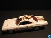 Modelauto's  - Johnny Lightning - Dodge Super Bee 'Coca Cola'