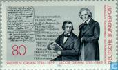 Postage Stamps - Germany, Federal Republic [DEU] - Brothers Grimm