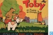 Strips - Toby - Toby en Tuppy en Dompy bij de aardmannetjes