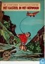 Comics - Pinkie Pienter - Het kasteel in het oerwoud