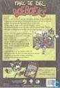Strips - Boeboeks - Het web van de suikerspin - Acht ogen, acht poten