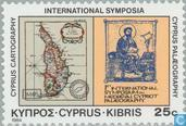 Postage Stamps - Cyprus [CYP] - Cartographic Conference