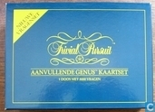 Board games - Trivial Pursuit - Trivial Pursuit - Aanvullende Genus kaartset  (3000 vragen)