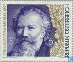 Postage Stamps - Austria [AUT] - Brahms, Johannes 100th year of death