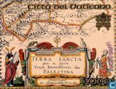 Postzegels - Vaticaanstad - Heilige plaatsen in Palestina